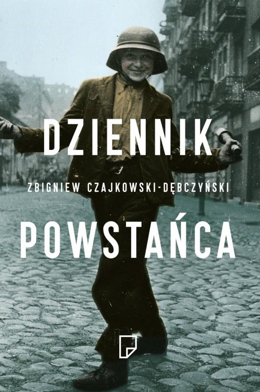 """""""Dziennik powstańca"""" Zbigniew Czajkowski-Dębczyński (źródło: materiały prasowe)"""