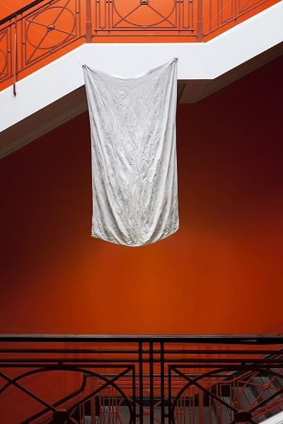 Ella de Burca, Dublin Contemporary 2011, fot. Renato G. (źródło: materiały prasowe organizatora)