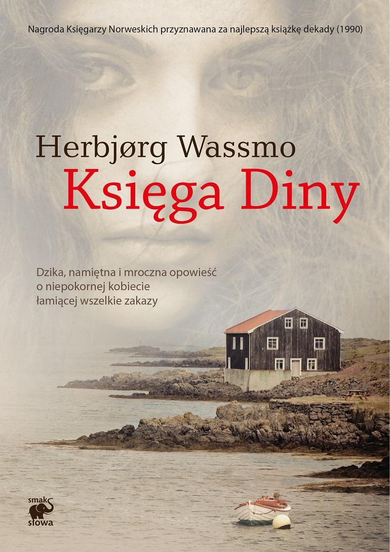 """""""Księga Diny"""" Herbjørg Wassmo (źródło: materiały prasowe)"""