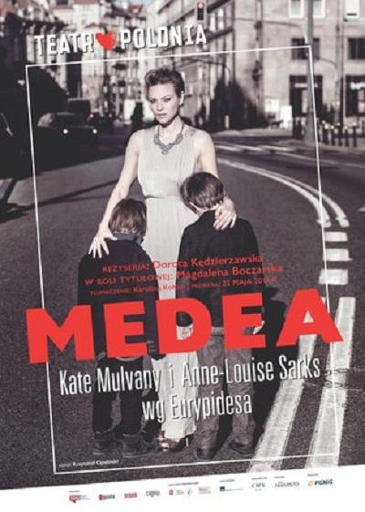 """""""Medea"""", plakat (źródło: mat. prasowe)"""