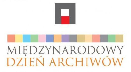 Międzynarodowy Dzień Archiwów, logotyp (źródło: materiały prasowe)