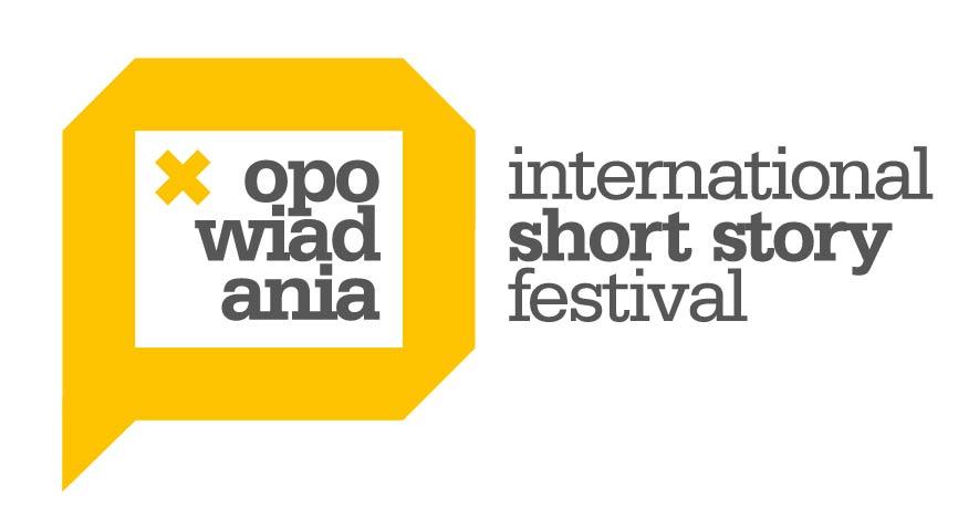 Międzynarodowy Festiwal Opowiadania, logo (źródło: materiały prasowe)