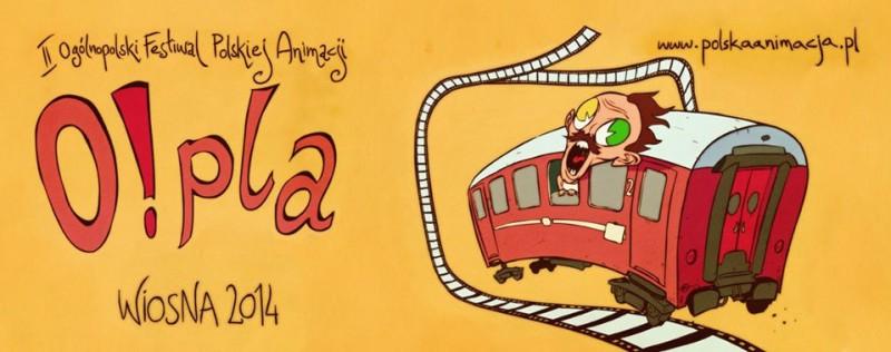 Ogólnopolski Festiwal Polskiej Animacji O!PLA 2014 (źródło: materiały prasowe)