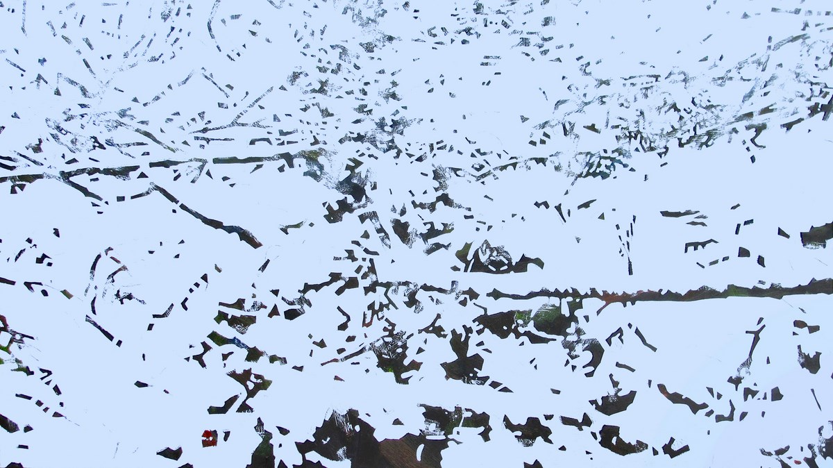 """Robert Motelski, """"Śnieg"""" (źródło: materiały prasowe organizatora)"""