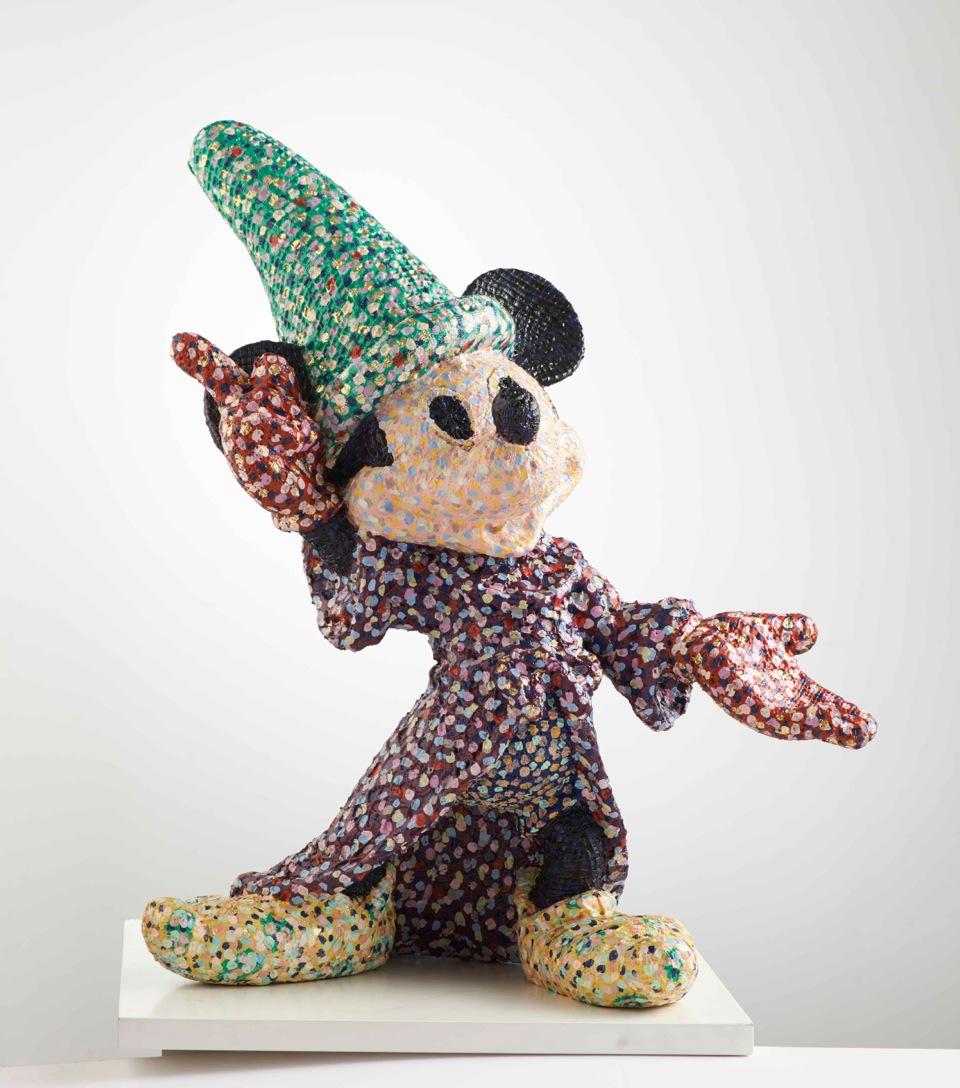 """""""A Varazslo Miki"""", Sam Havadtoy (źródło: materiały prasowe galerii)"""