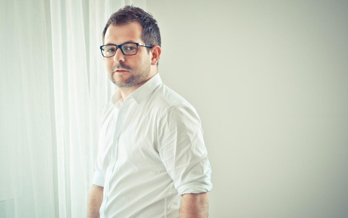 Tomasz Pietrzak, fot. Aleksander Rojek (źródło: materiały prasowe organizatora)