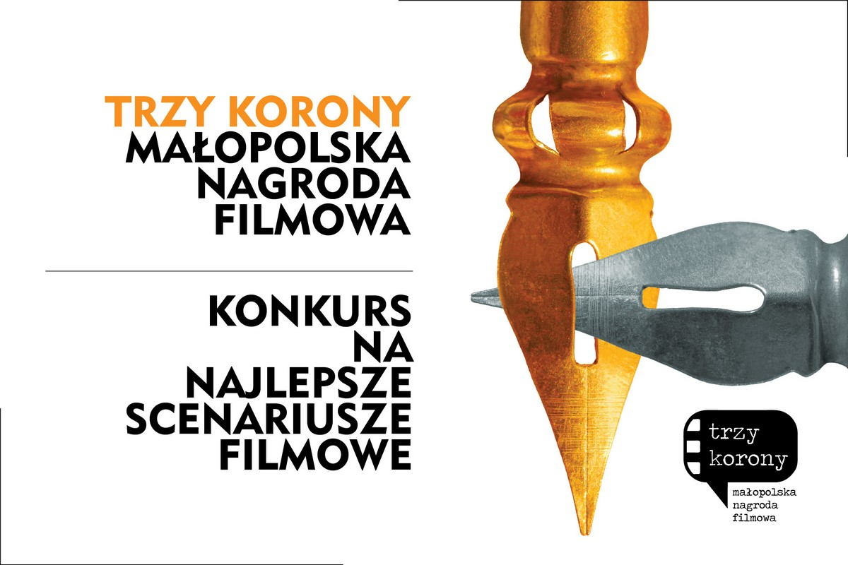 """""""Trzy Korony – Małopolska Nagroda Filmowa"""" (źródło: materiały prasowe)"""