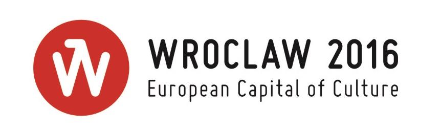 Wrocław 2016. Europejska Stolica Kultury, logo (źródło: materiały prasowe organizatora)
