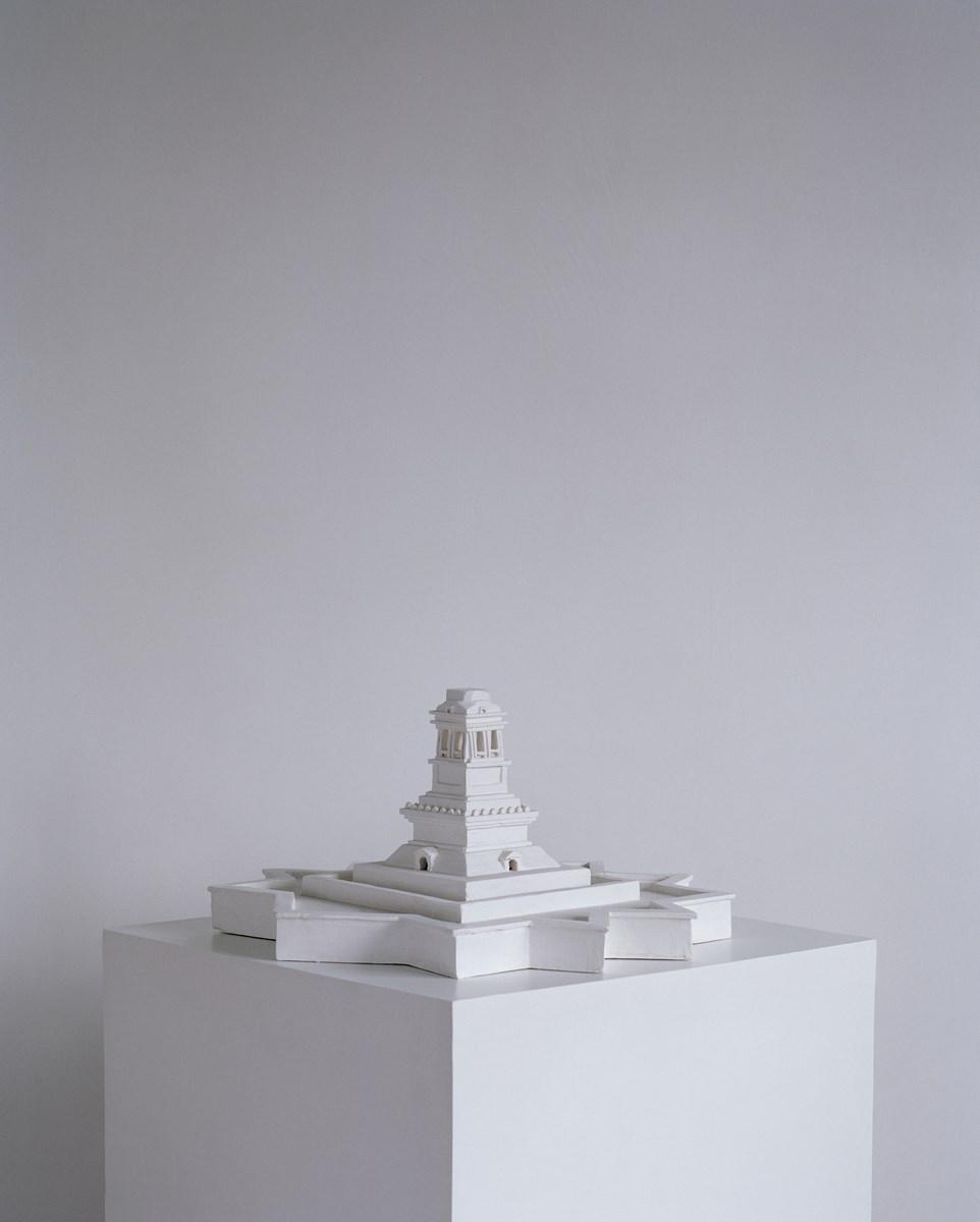 """Anna Orłowska, """"Model zniknięcia Statuy Wolności"""", z cyklu """"Niewidzialność – studium przypadku"""" (źródło: materiały prasowe organizatora)"""