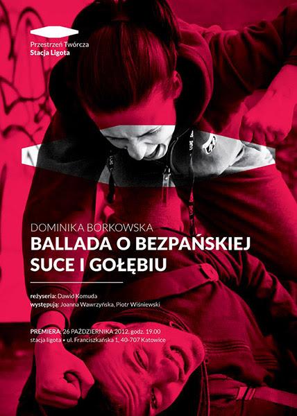 """""""Ballada o Bezpańskiej Suce i Gołębiu"""", reż. Dawid Komuda (źródło: materiały prasowe organizatora)"""