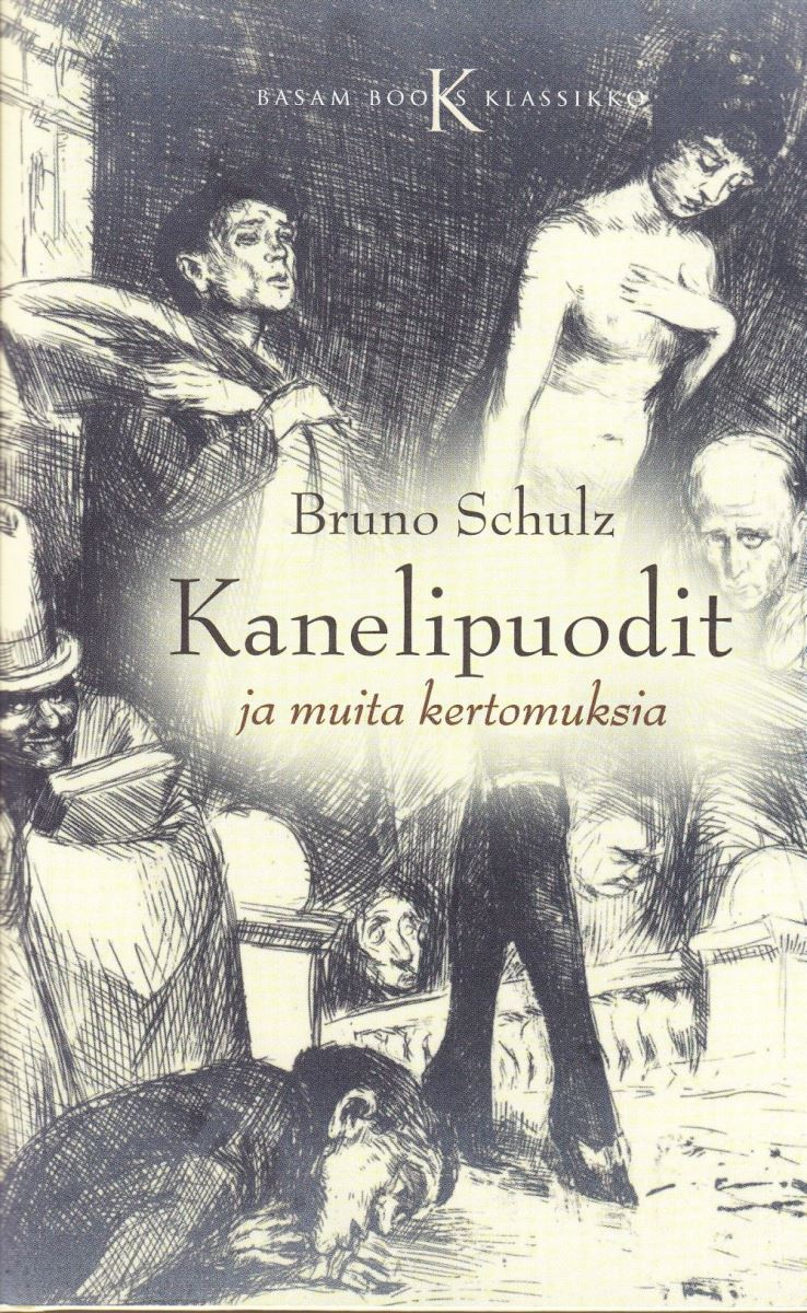 Fińskie wydanie zbioru opowiadań Bruno Schulza, wyd. Bassam Books (źródło: materiały prasowe)