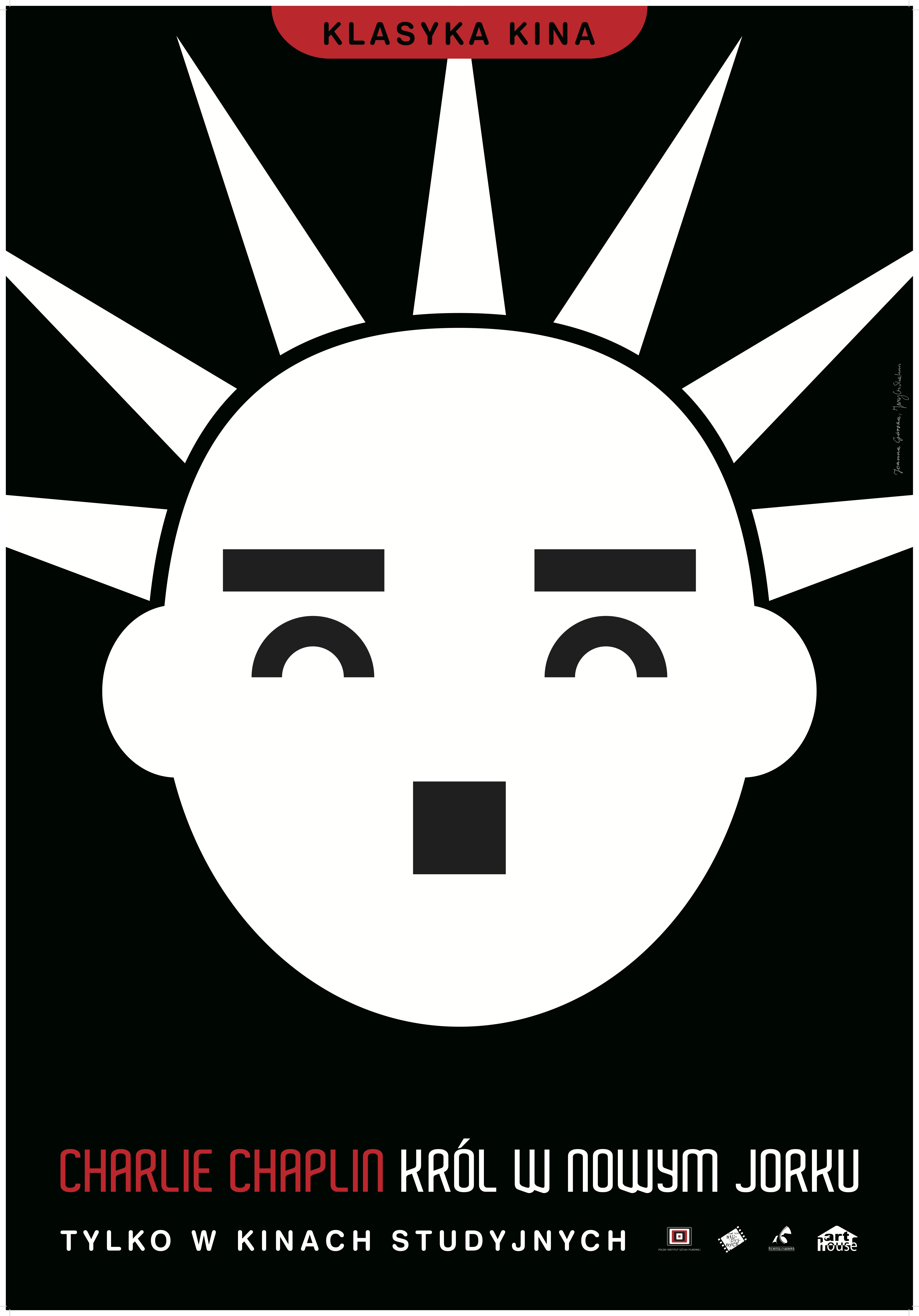 """""""Król w Nowym Jorku"""", reżyseria Charles Chaplin (źródło: materiały prasowe organizatora)"""