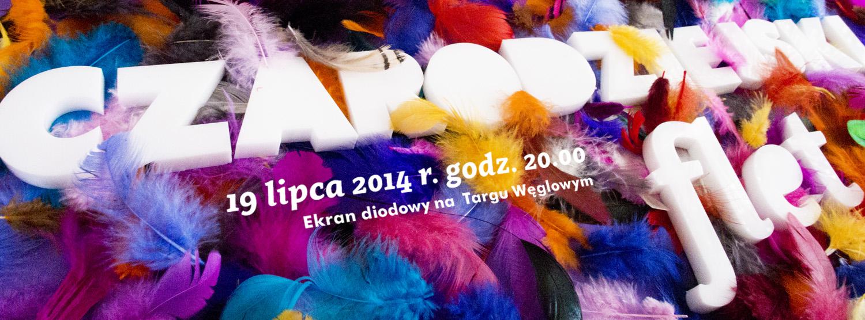 Opera na Targu Węglowym, plakat (źródło: materiały prasowe organizatora)