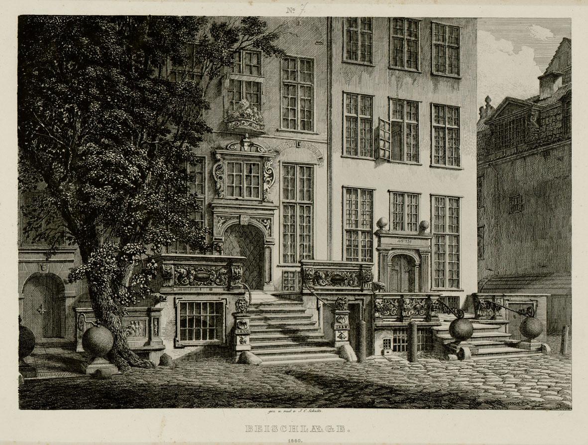 """Wystawa """"Gdańsk i Okolice 1793 – 1914"""", Muzeum Narodowe w Gdańsku, grafika promująca (źródło: materiały prasowe organizatora)"""