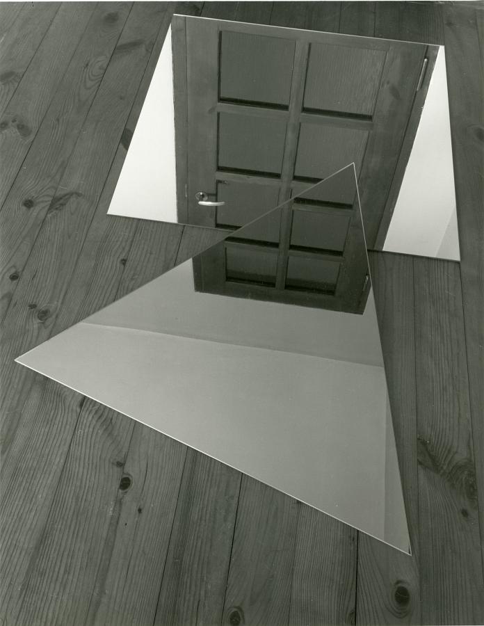 """Lucjan Demidowski, """"Obrazy iluzoryczne"""" (źródło: materiały prasowe organizatora)"""
