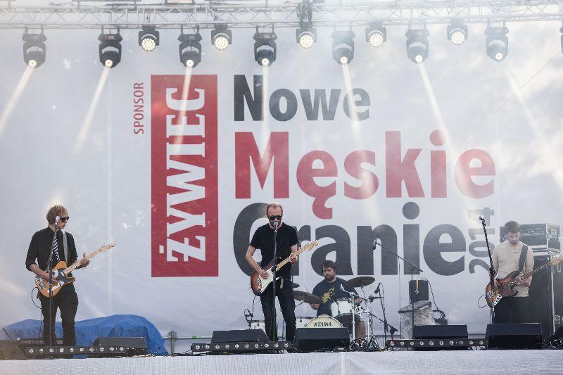 The Freuders, Nowe Męskie Granie, fot.: Damian Kramski (źródło: materiały organizatora)