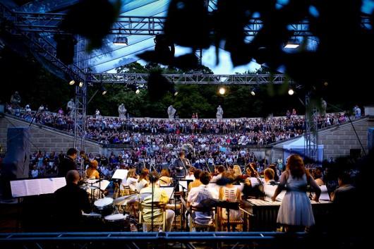 Młoda Polska Filharmonia, fot. Krzysztof Kuczyk (źródło: materiały prasowe organizatora)
