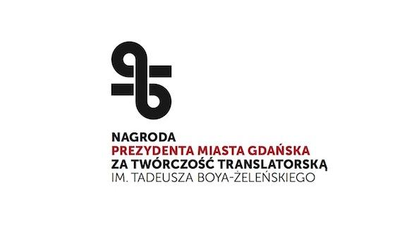 Nagroda za twórczość translatorską im. Tadeusza Boya-Żeleńskiego – logo (źródło: materiały prasowe)