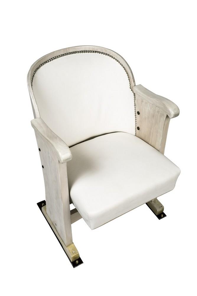 Fotel z kolekcji Nizio Interior (źródło: materiały prasowe organizatora)