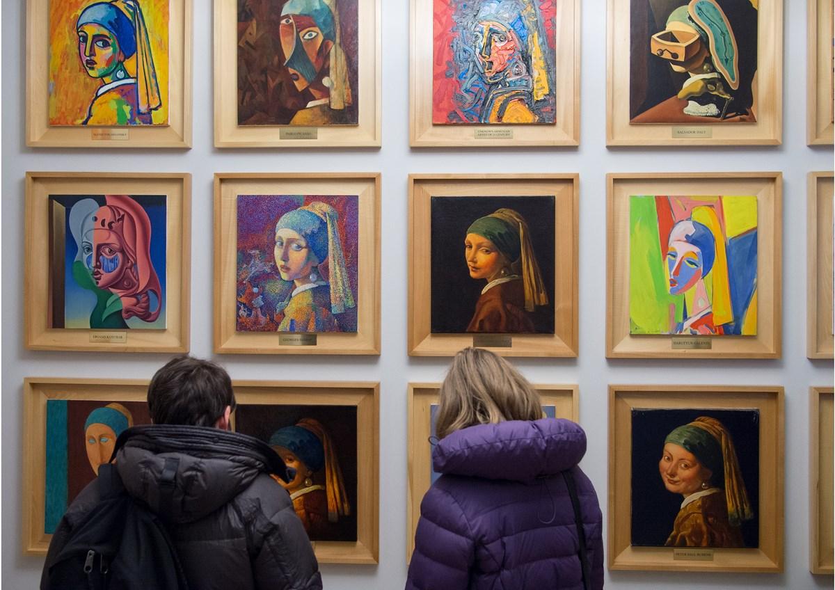 Ormiańska Arka, Wschód Kultury, Galeria Gardzienice w Lublinie (źródło: materiały prasowe organizatora)