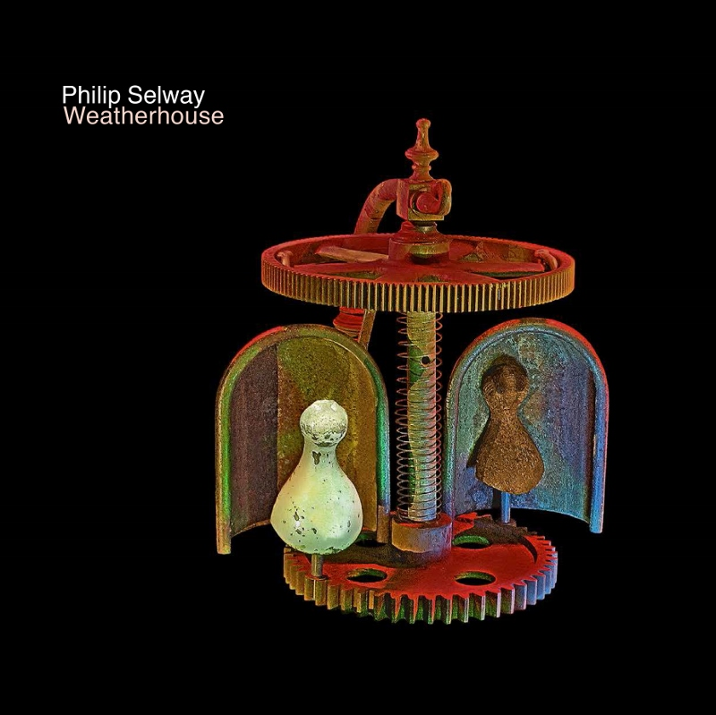 """Okładka najnowszego albumu Philipa Selwaya: """"Weatherhouse"""" (źródło: materiały prasowe wydawcy)"""