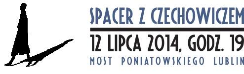 """Spacer trasą """"Poematu o mieście Lublinie"""" – baner (źródło: materiały prasowe)"""