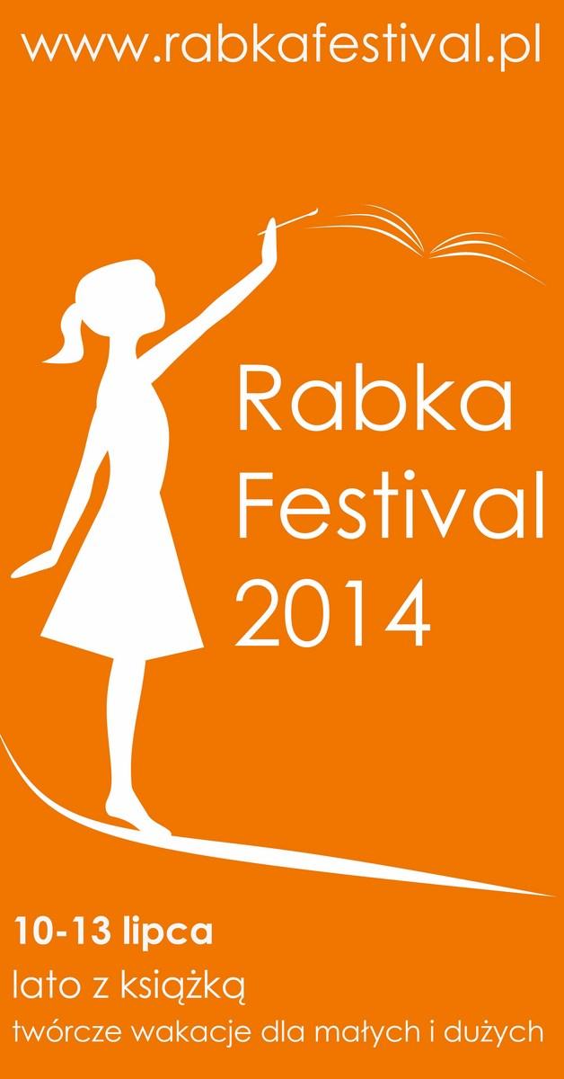 Rabka Festival 2014, plakat (źródło: materiały prasowe organizatora)