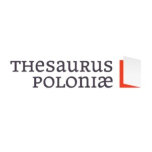 Thesaurus Poloniae, logo (źródło: materiały prasowe organizatora)