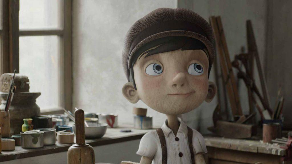 """Kadr z filmu """"Pinokio"""", (źródło: materiały prasowe organizatora)"""