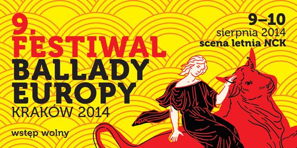 """9. festiwal """"Ballady Europy"""" (źródło: materiał prasowe organizatora)"""