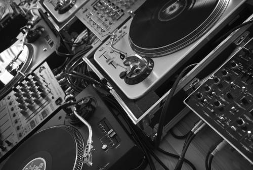 DJ Mach/BHC & Mosfet/BHC (źródło: materiały organizatora)