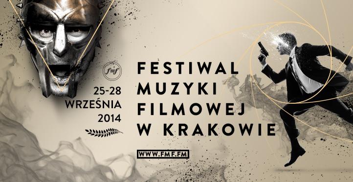 Festiwal Muzyki Flmowej, Kraków (źródło: materiały prasowe organizatora)