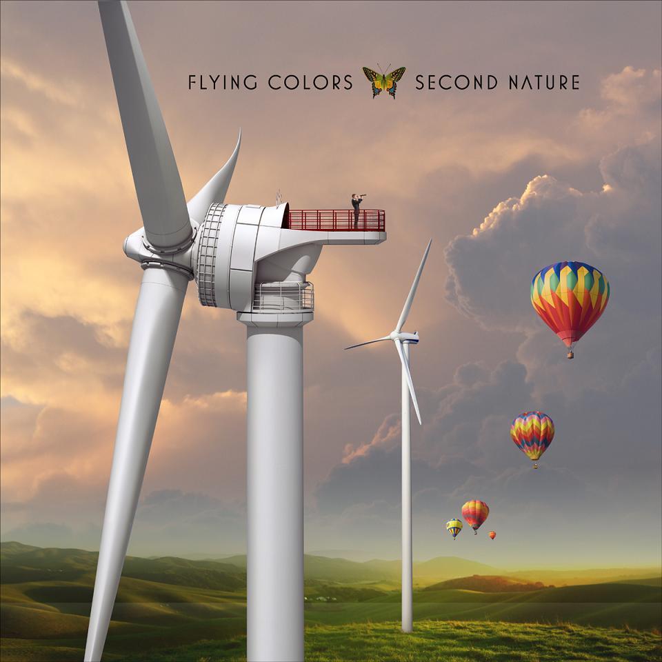 Nowy album formacji Flying Colors (źródło: materiały prasowe dystrybutora)