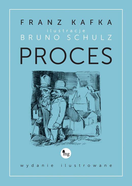 """Franz Kafka """"Proces"""" (źródło: materiały prasowe)"""