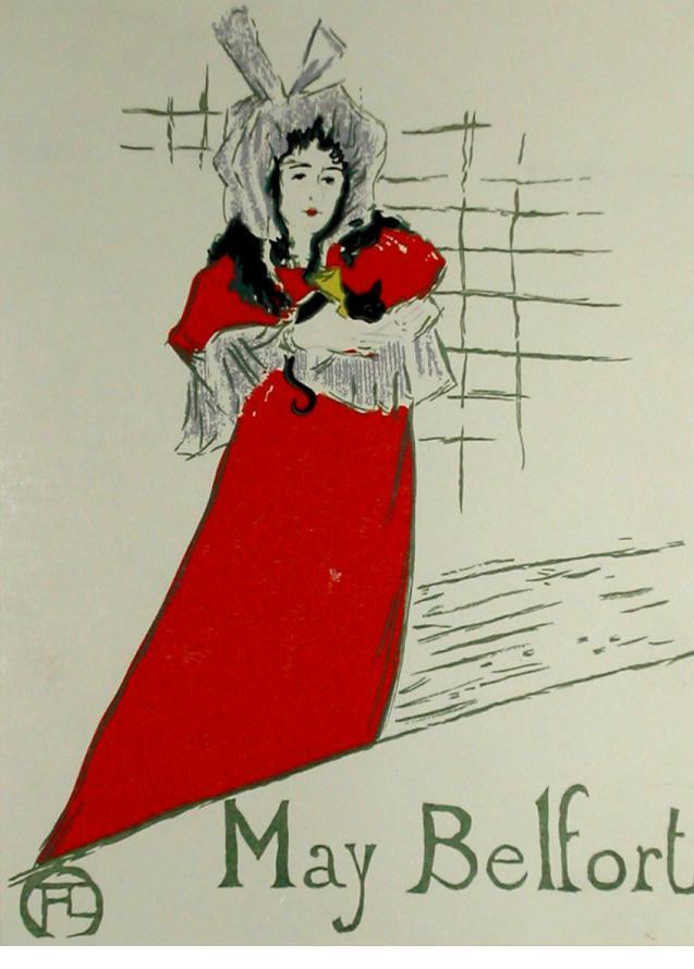 Henri Touluse Lautrec, wystawa grafiki (źródło: materiały prasowe organizatora)