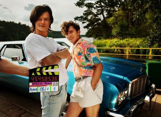 """Kadr z filmu """"Discopolo"""", (źródło: materiały prasowe wydawcy)"""