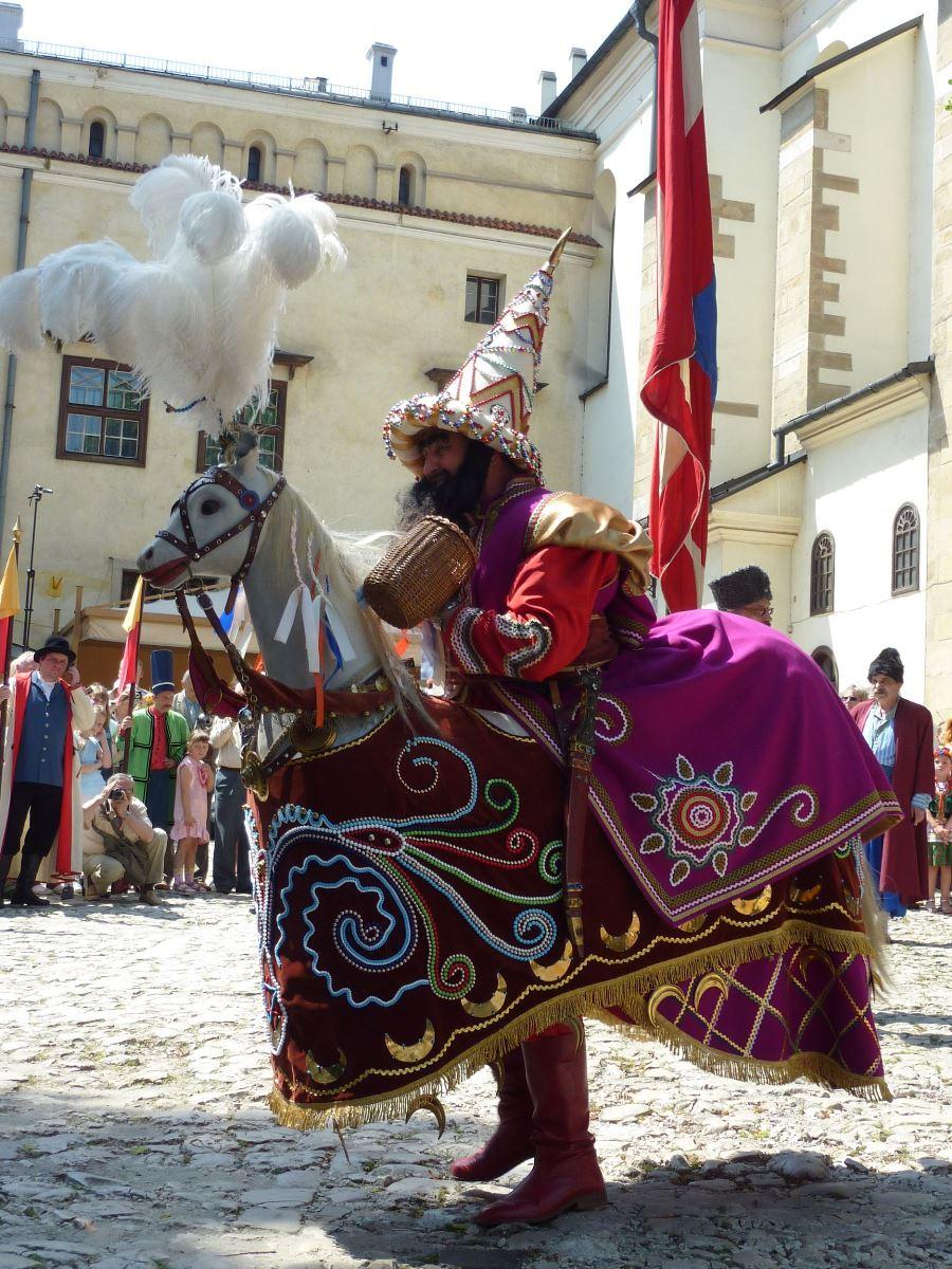 Lajkonik, fot. MHK (źródło: materiały prasowe)