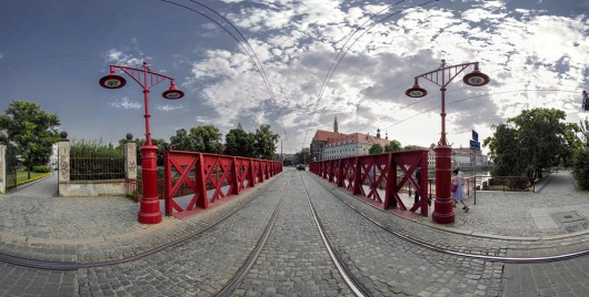 Most Piaskowy we Wrocławiu, fot. allPhotoPoland.com (źródło: materiały prasowe)