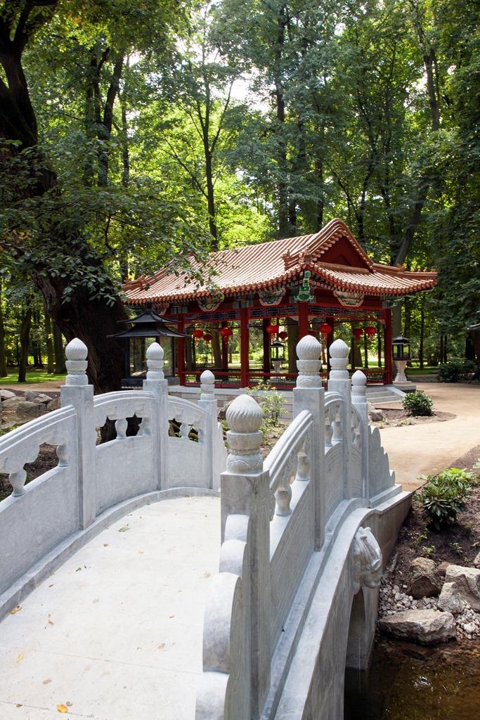 Ogród Chiński w Łazienkach Królewskich w Warszawie, (źródło: materiały prasowe organizatora)