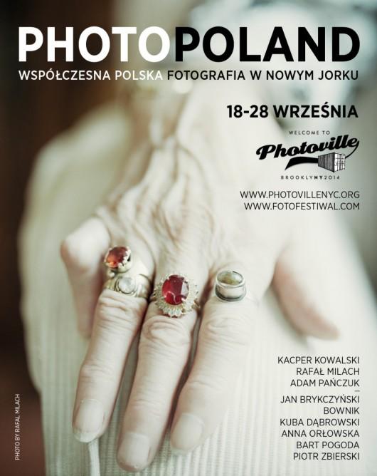 """""""Photopoland"""" – plakat (źródło: materiały prasowe)"""