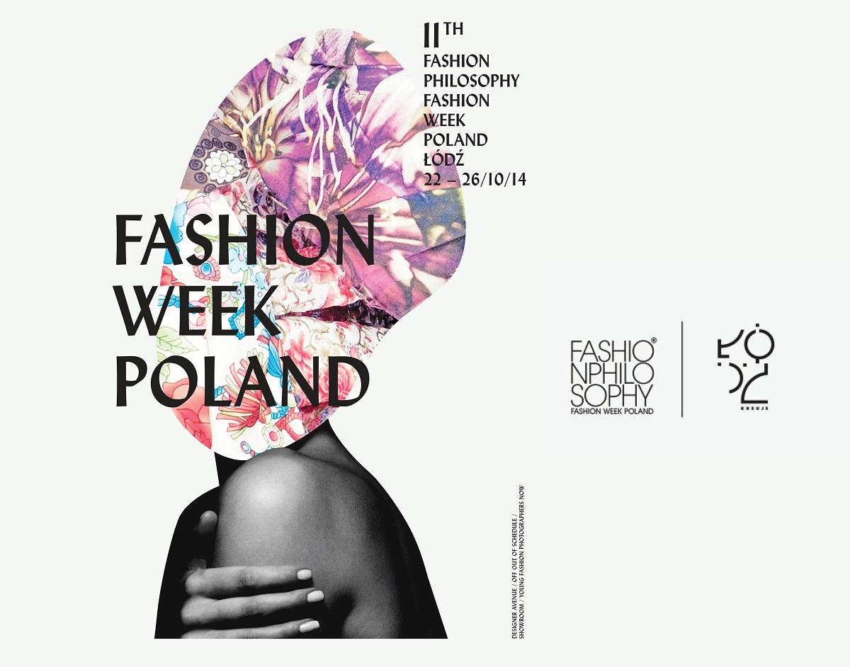 Plakat 11. FashionPhilosophy Fashion Week Poland, (źródło: materiały prasowe organizatora)