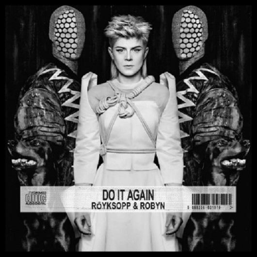 """Cover mini albumu """"Do It Again"""", (źródło: materiały prasowe wydawcy)"""