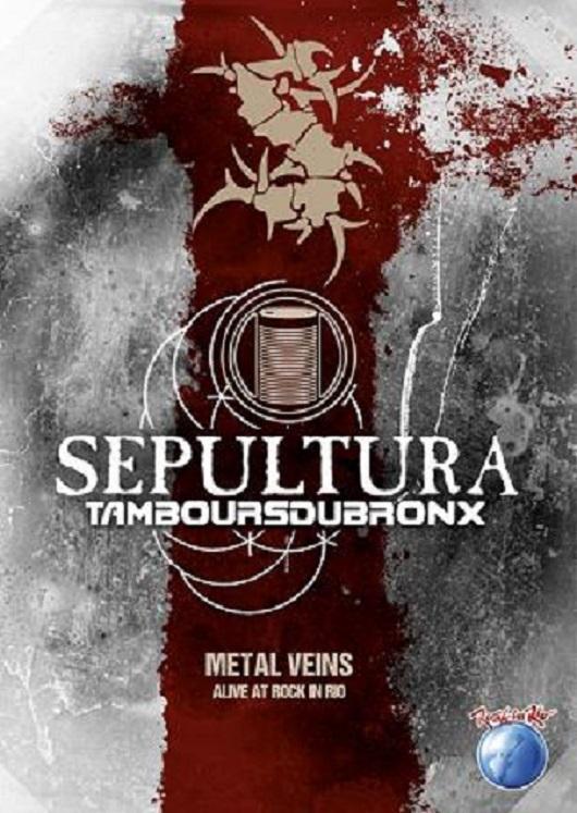 "Cover albumu ""Metal Veins – Alive At Rock In Rio"", (źródło: materiał prasowe dystrybutora)"