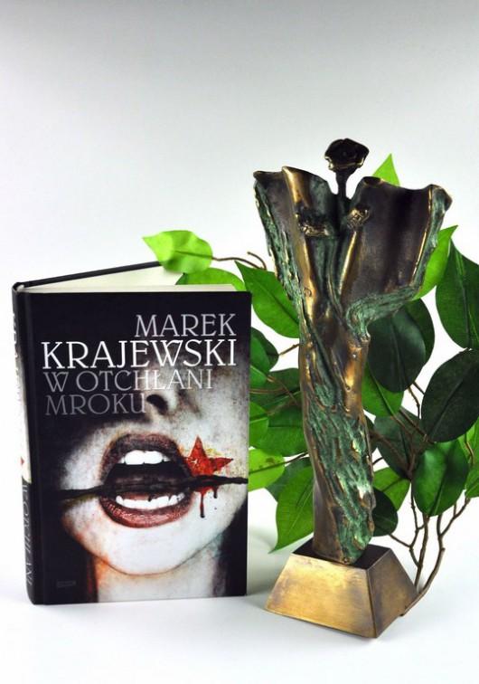 """Śląski Wawrzyn Literacki 2013: Marek Krajewski """"W otchłani mroku"""" (źródło: materiały prasowe organizatora)"""