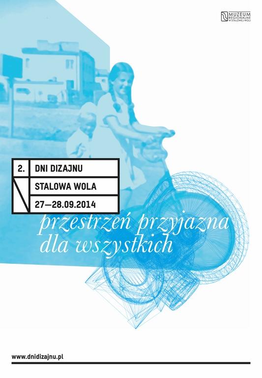 2. Dni Dizajnu, plakat (źródło: materiały prasowe)