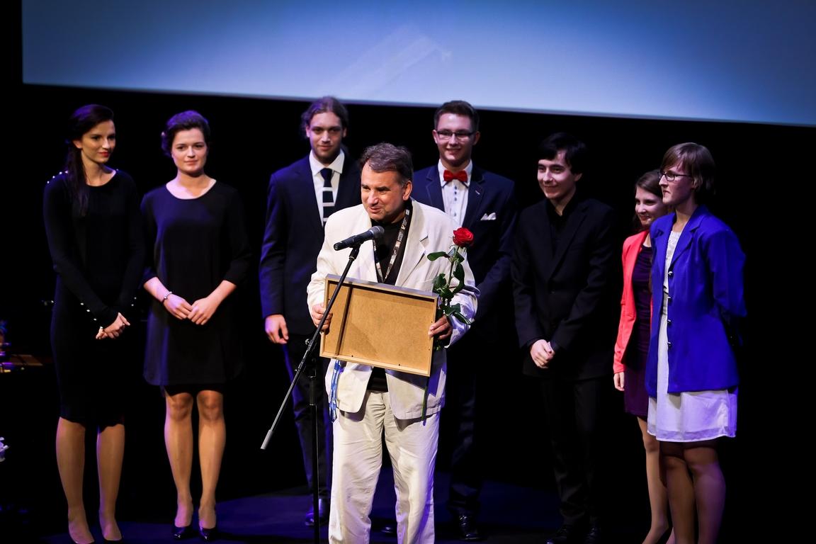 39 Festiwal Filmowy w Gdyni – laureaci, fot. Wojtek Rojek (źródło: materiały prasowe)