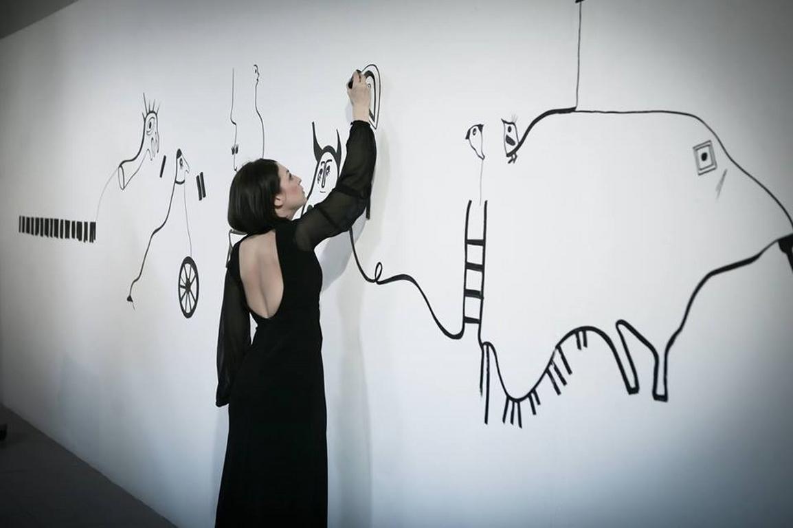 """""""A ja to świat"""", reż. Elena Leszczyńska, kadr (źródło: materiały prasowe)"""