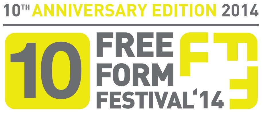 Baner 10. FreeFormFestival, (źródło: materiały prasowe organizatora)