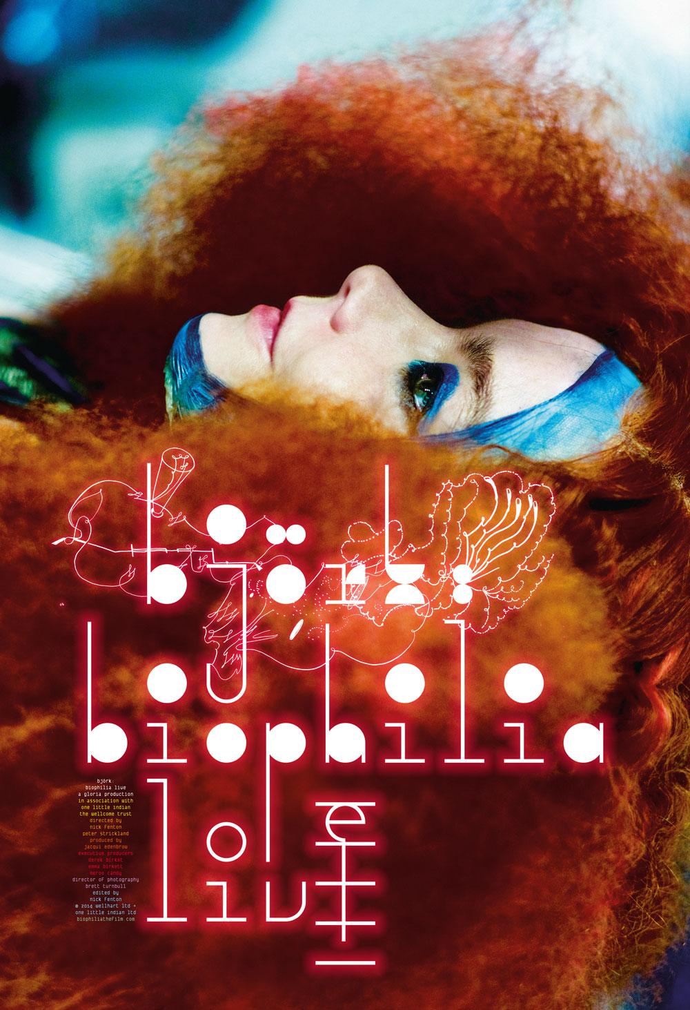 Björk (źródło: materiały prasowe organizatora)
