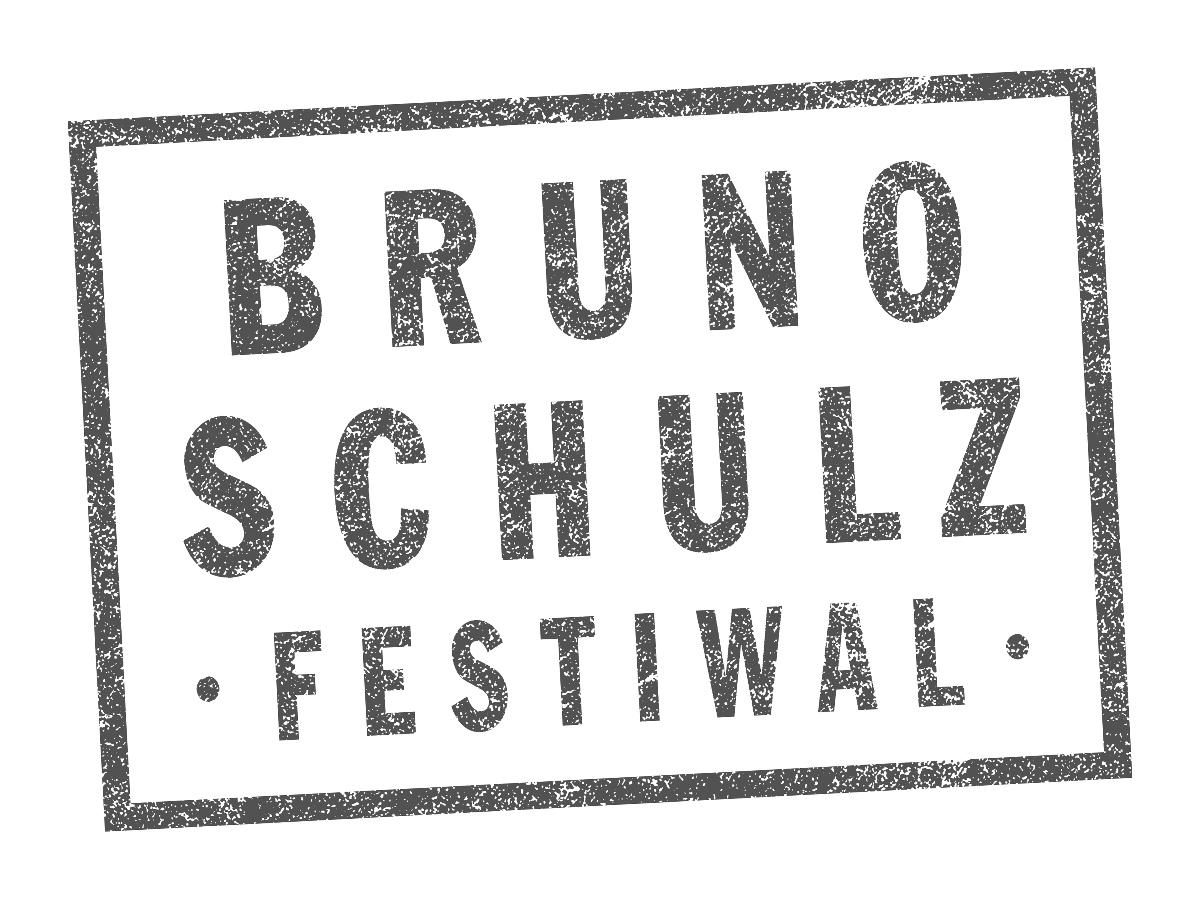 """""""Bruno Schulz. Festiwal"""" – logo (źródło: materiały prasowe)"""
